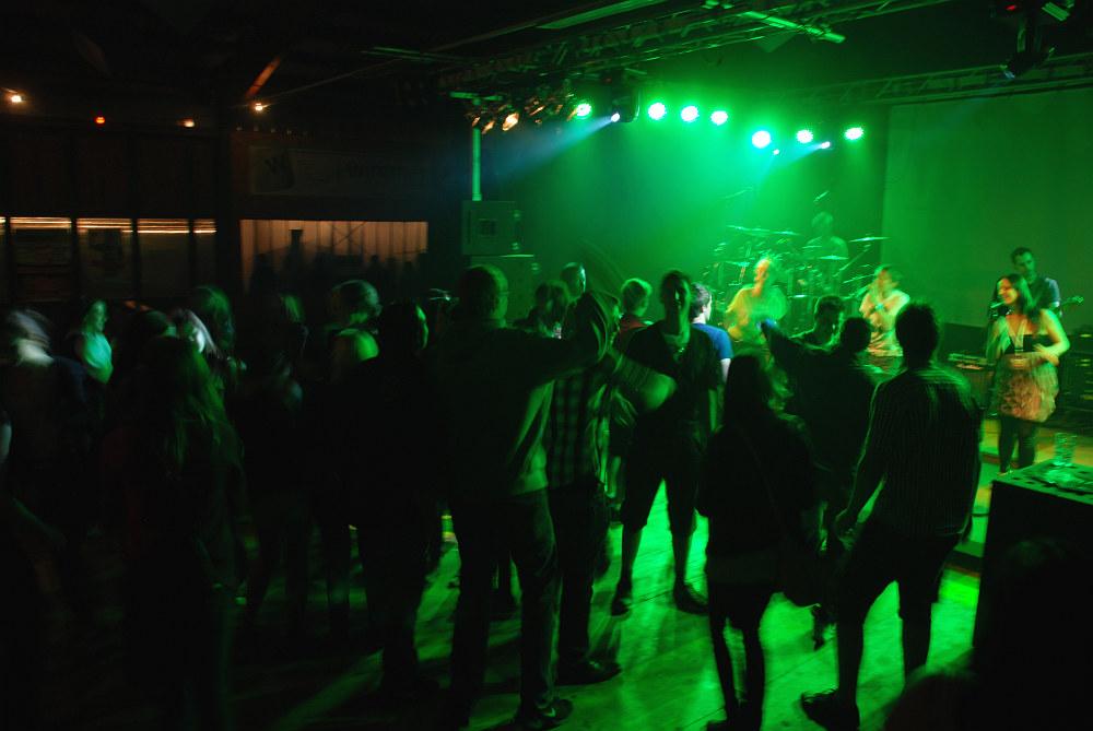 Geile Stimmung beim Sportlerfest in Niederwaldkirchen