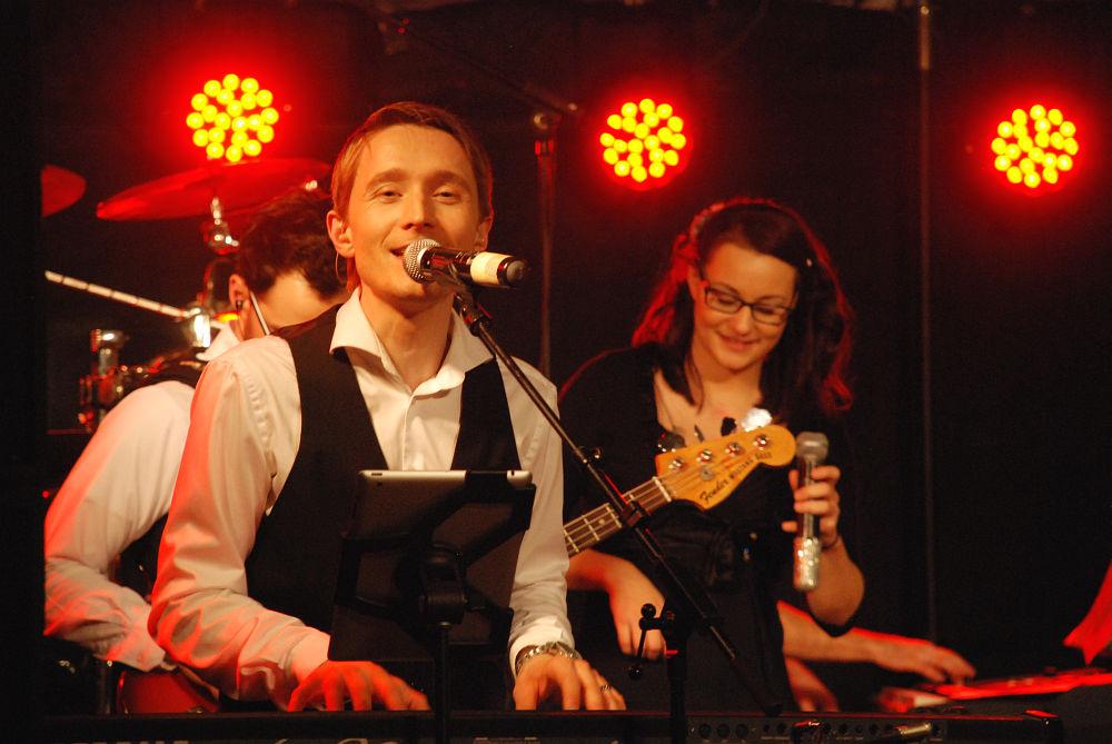 Flash beim Kirchhamer Ball 2014