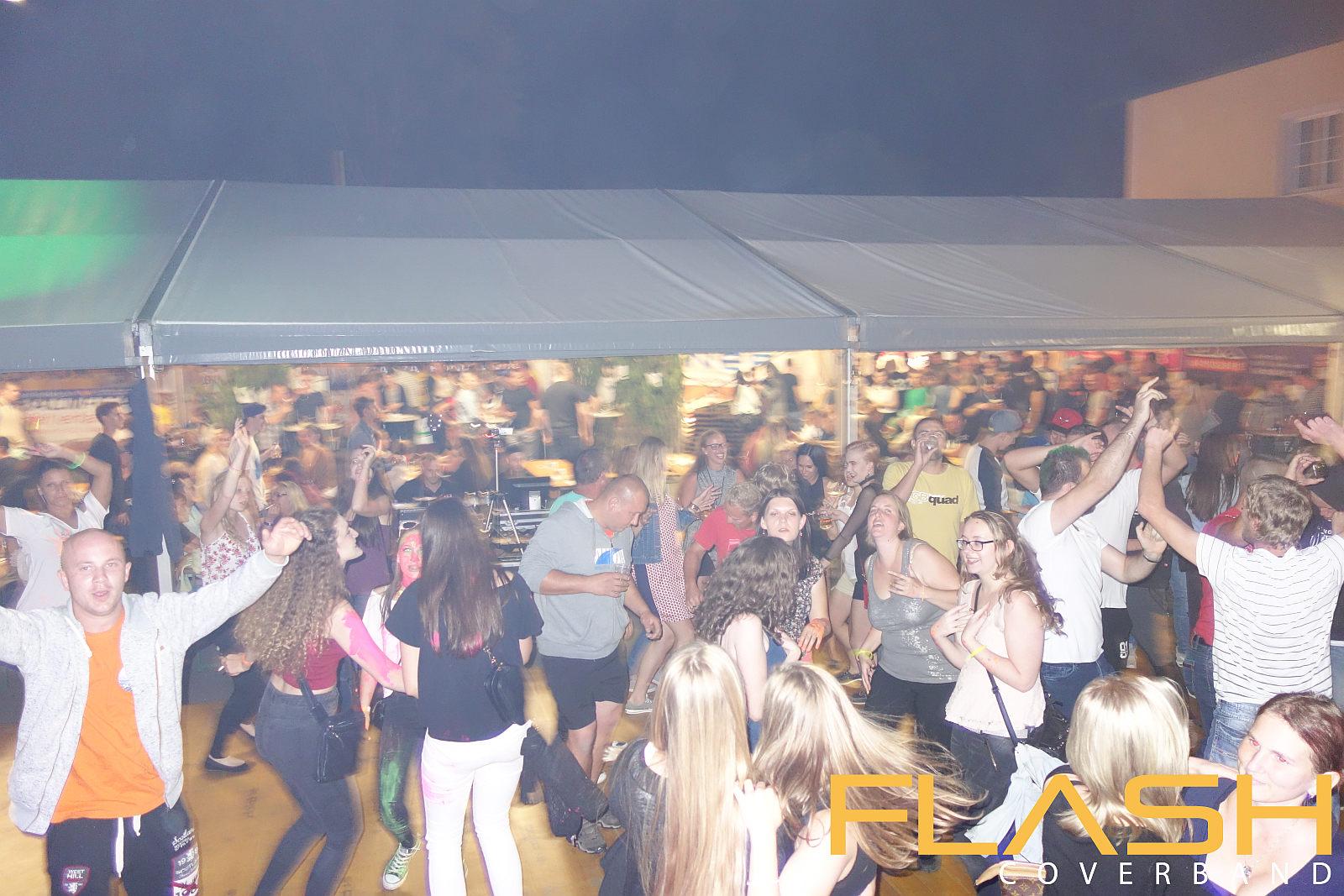 Rückblick Katakombenfest Rems 2016