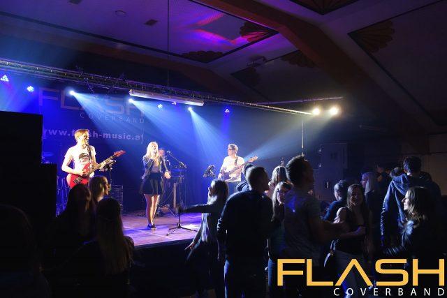 Partyband Flash live @ Hüpferfest Schenkenfelden