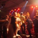 Videos: Partyband Flash live @ Selker Brennhoas