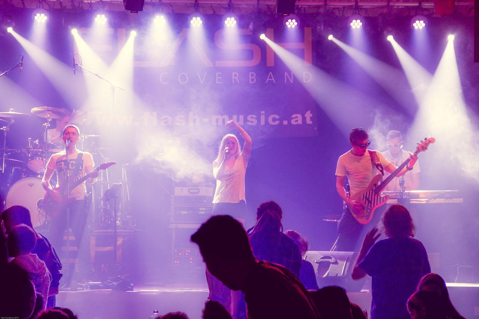 Faschingdienstag: Flash live Lumpenball Schalchen