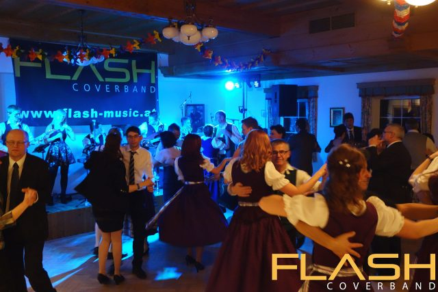 Tanzband Flash @ Landjugendball Alberndorf