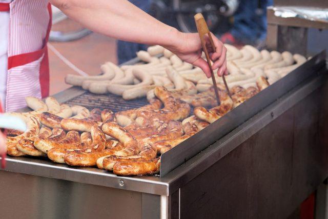 Ganz wichtig für ein erfolgreiches Zeltfest: das richtige Catering